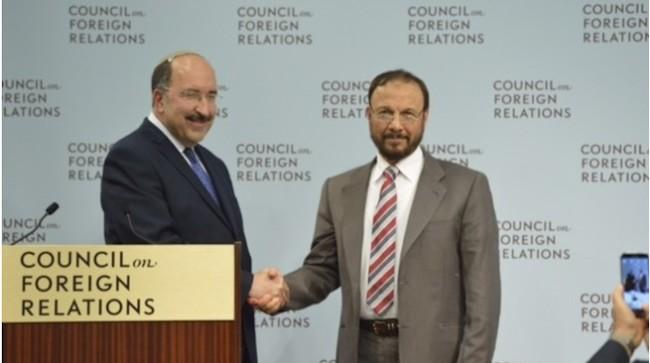 Israel og Saudiarabien