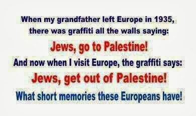 Jews get out