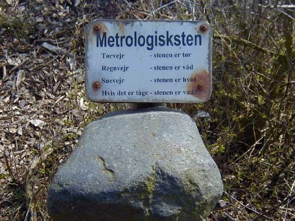 Metrologisk sten
