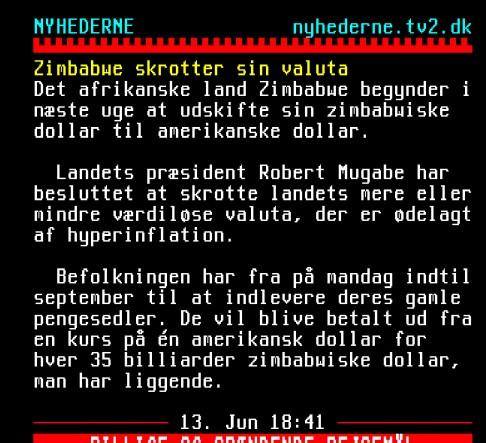 MugAbe valuta