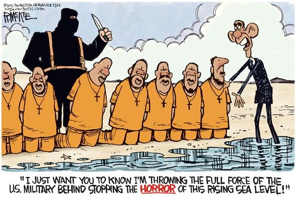 Obamas prioritet