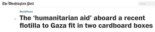 2 pakker til gaza