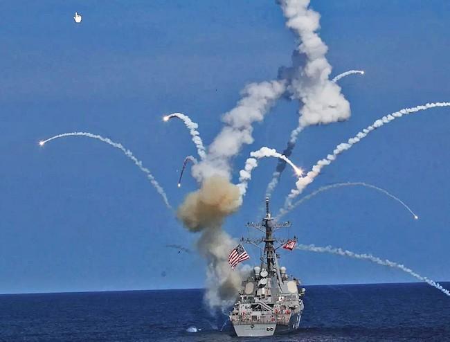 Amerikansk hovsa missil