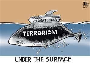Flotilla of terror