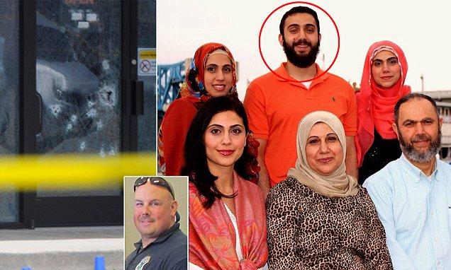 muslimsk terrorist dræber 4 soldater