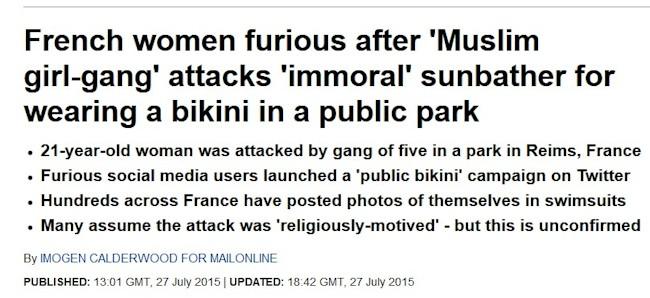 Muslimske tæver