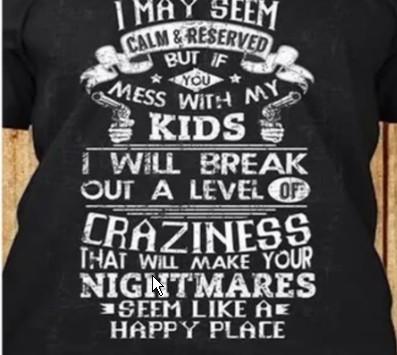 Truende T-shirt !