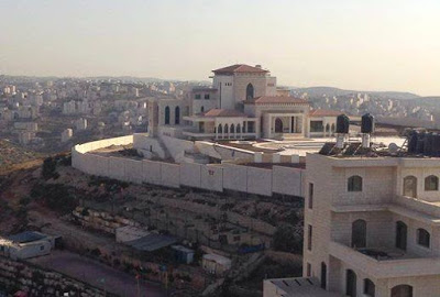 Abu Mazen's new palace
