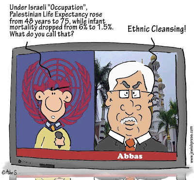 Ethnic cleansing Palestinian style