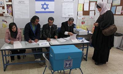 Israeli Arab voting