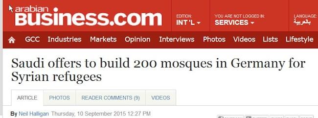 200 nye moskeer