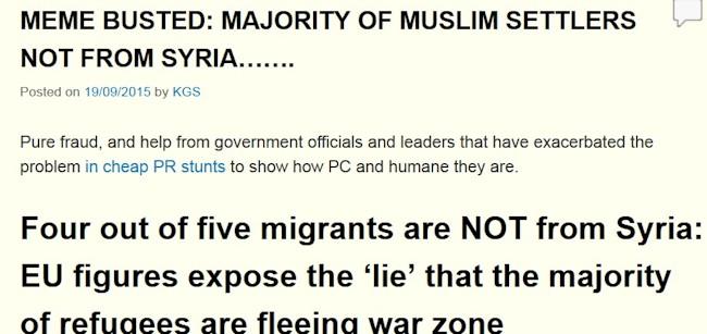 4 ud af 5 er ikke syrere
