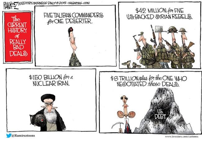 Bad Obama deals