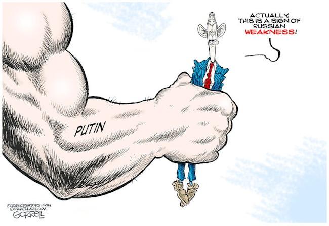 Russisk svaghed