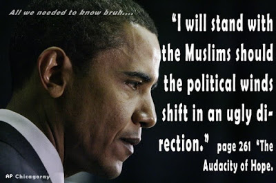 Obama Will Stand With Muslims