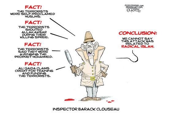 inspector obama