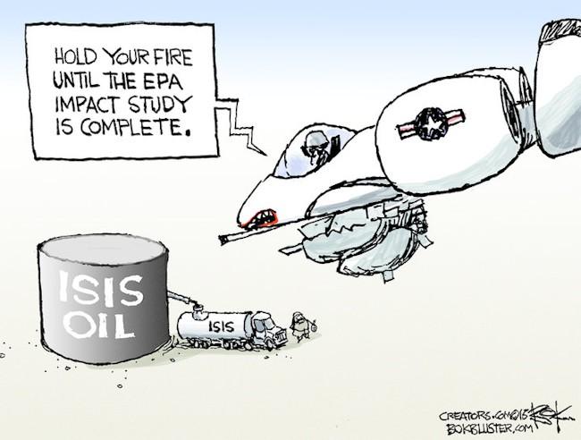 Obama miljøpolitik