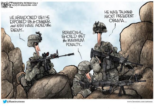 Bergdahl or Obama