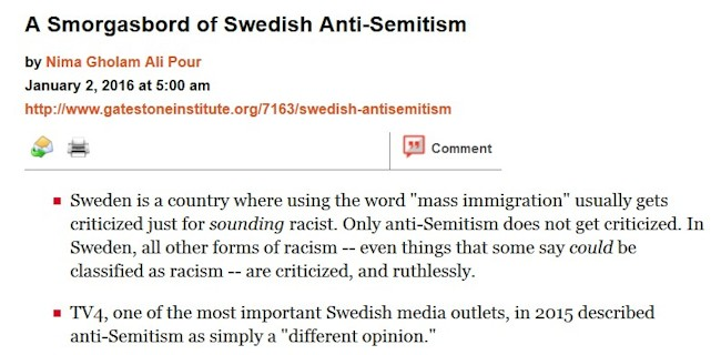 Svensk antisemitisme