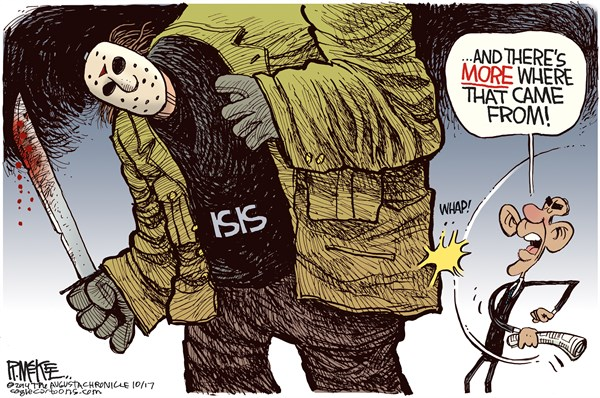 Obama og Isis
