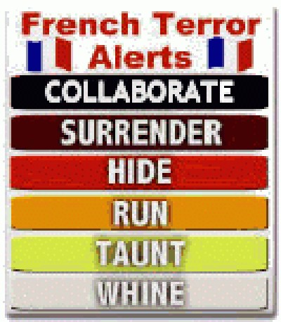 French terror alerts