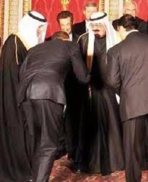 Obama bukker og skarbe