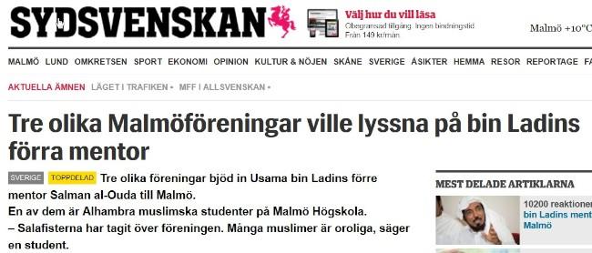 Osama Bin Sverige