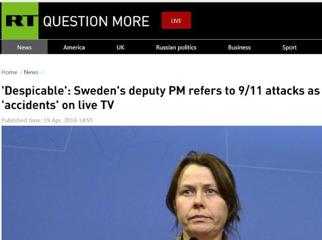Svensk idioti