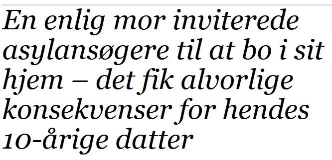 PC svensk mor