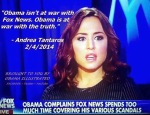Obama at war with thetruth