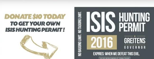 ISIS hunting