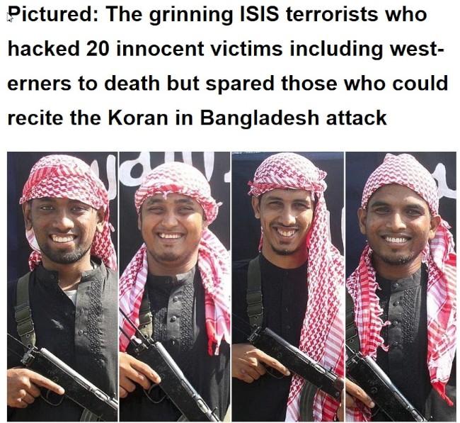 Islams ansigt