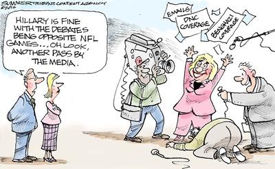 Hillary MSM