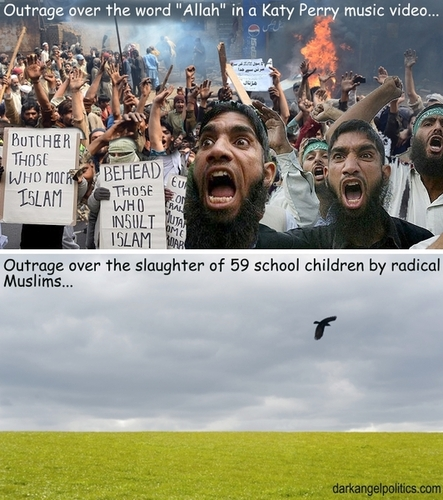 Muslim outrage_